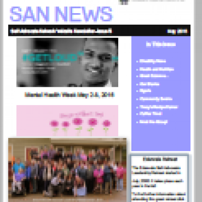 SAN Newsletter – May 2016