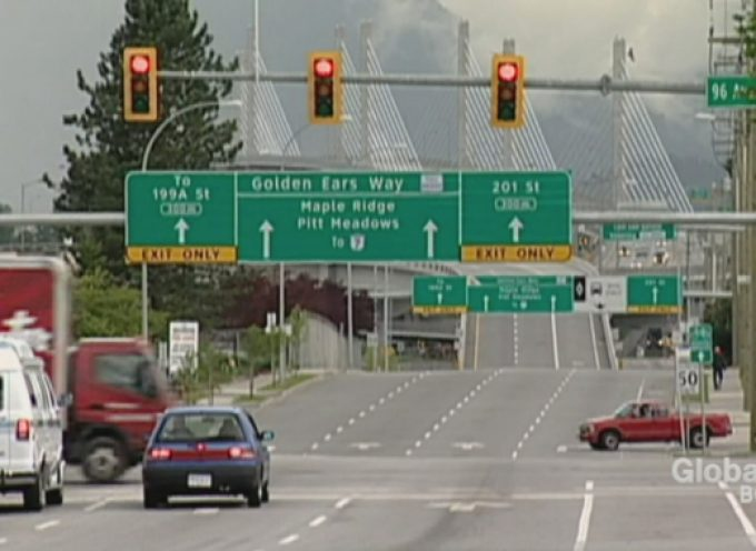 Man speaks out about contradictory disability exemptions on B.C. toll bridges