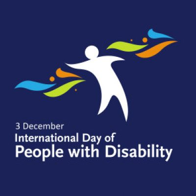 Dec 3rd 2018 is International Day of Persons with Disabilities