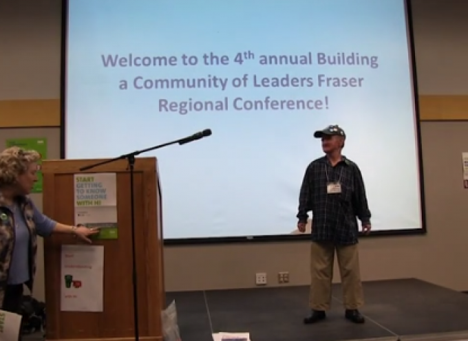 Fraser Valley Self Advocates Conference in Surrey Building-a-Community-of-Leaders
