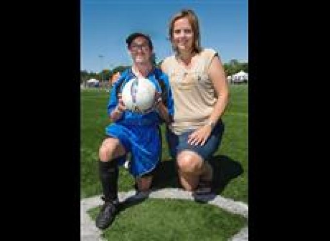 Former teacher helped Special Olympian rise above adversity