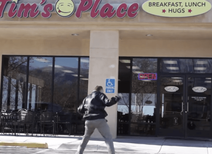 Tim's Place: Story of Restaurant Owner with Down's Syndrome