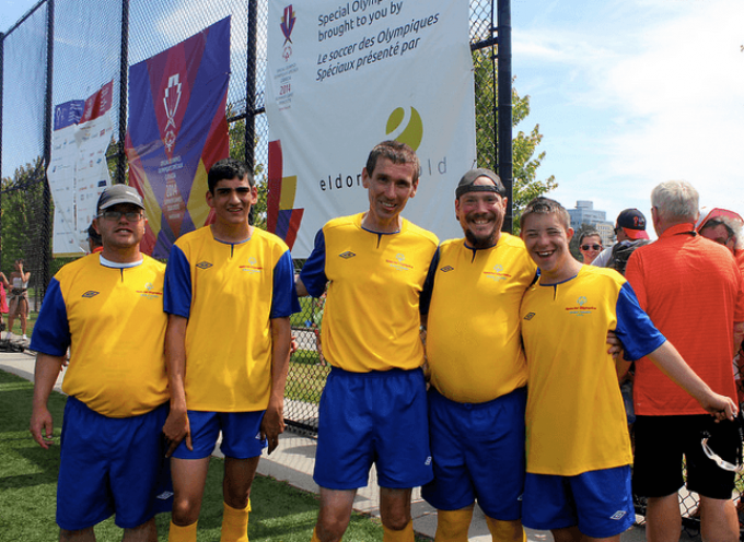 A Mission Self Advocate's Experience at Special Olympics Canada