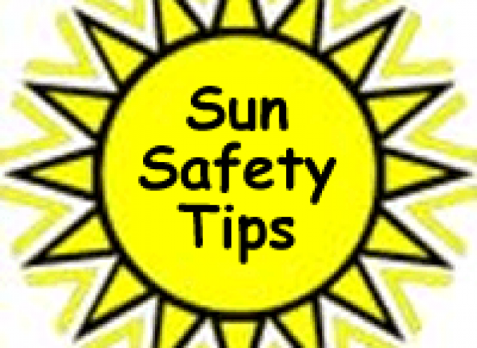 Sun safety basics