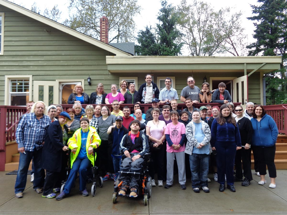 The Self Advocacy Leadership Retreat Pictures