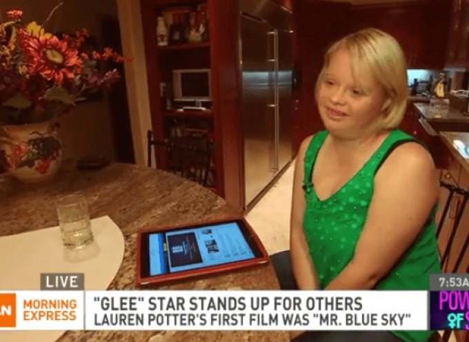 Lauren Potter: Self Advocate, Public Speaker and Actor