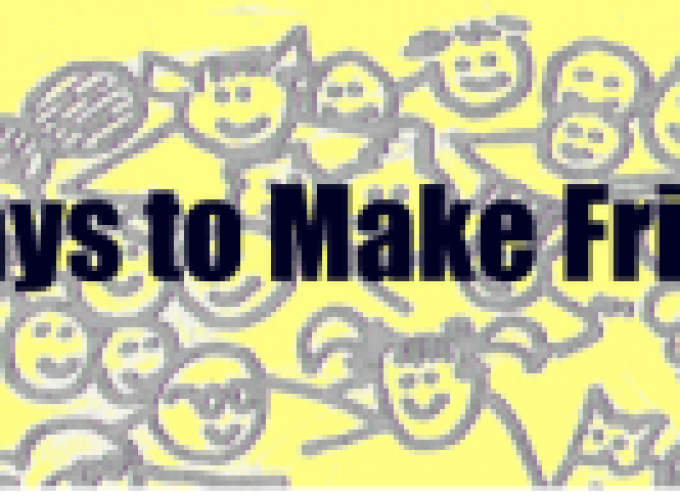 101 Ways to Make Friends June 2015