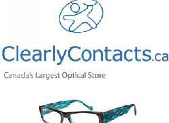 Prescription Eyeglasses from Clearly Contacts