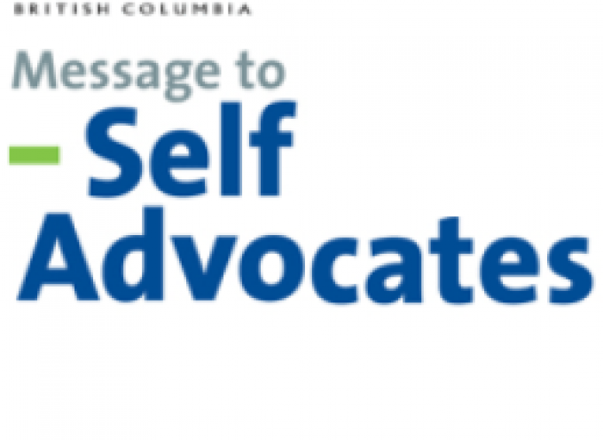Message from CLBC CEO and Self Advocate Advisor April 2018