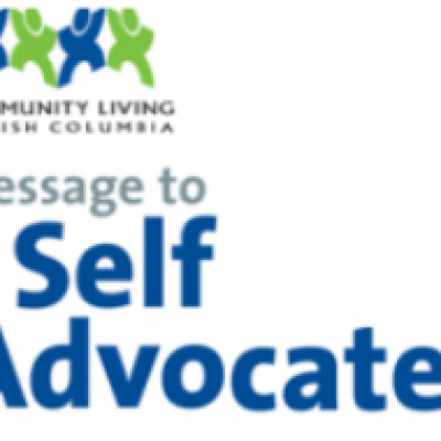 Message to Self Advocates from CLBC Feb 2016