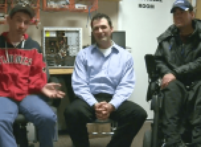 SELF ADVOCACY  with Joe Rikley and Bryce Schaufelberger