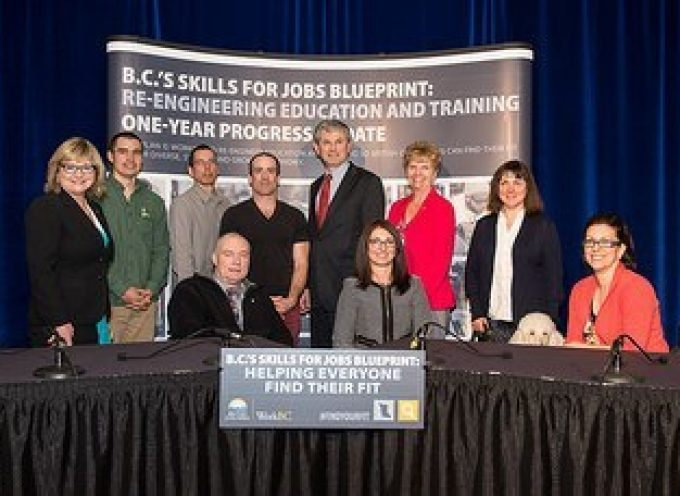 Supporting employment in the classroom and the workplace
