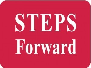 Steps Forward