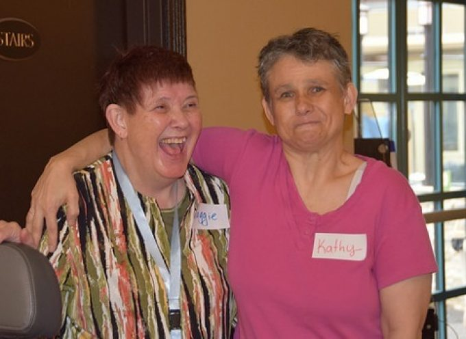 Conference brings self advocates together to learn and connect