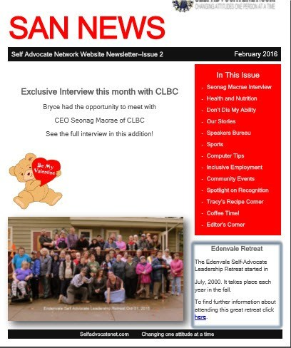 February 2016 Front Cover