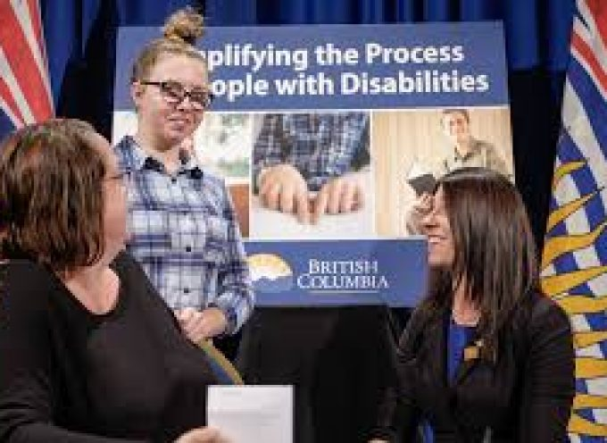 Legislation passed for easier access to disability assistance