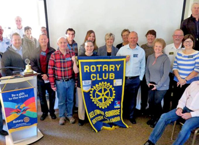 Kelowna Rotary club and local crusader recognized for making Kelowna a welcoming community