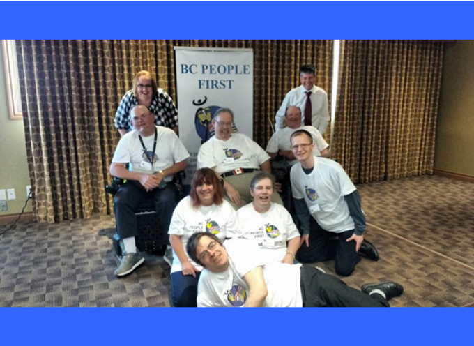 """BC People First Conference We""""re In This Together RECAP"""