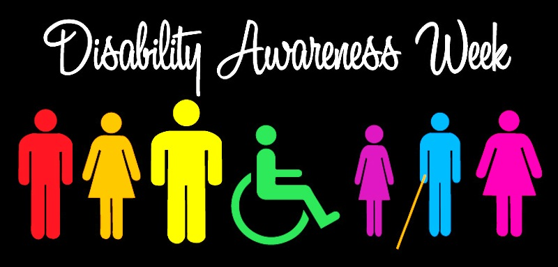 Image result for disability awareness week 2018