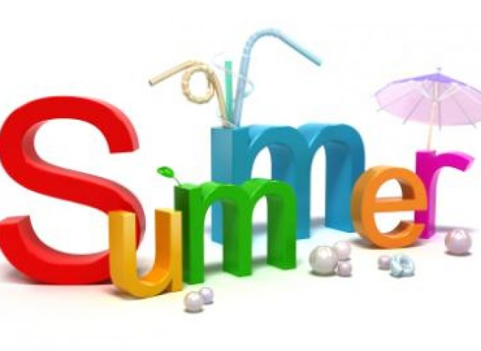 Summer Activities and Fun Plans!