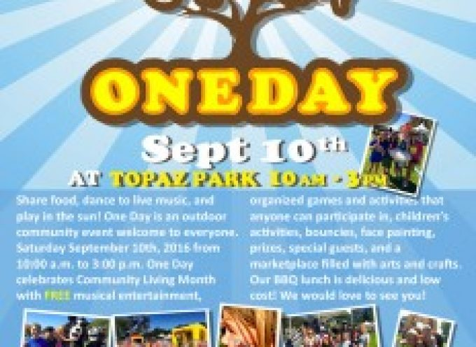 Free Event in Victoria Welcomes Everyone