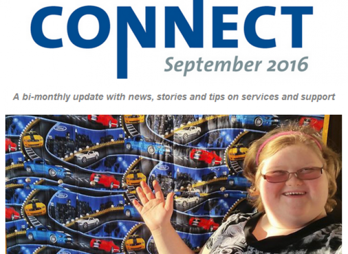 CLBC Connect A bi-monthly update with news, stories and tips on services and support