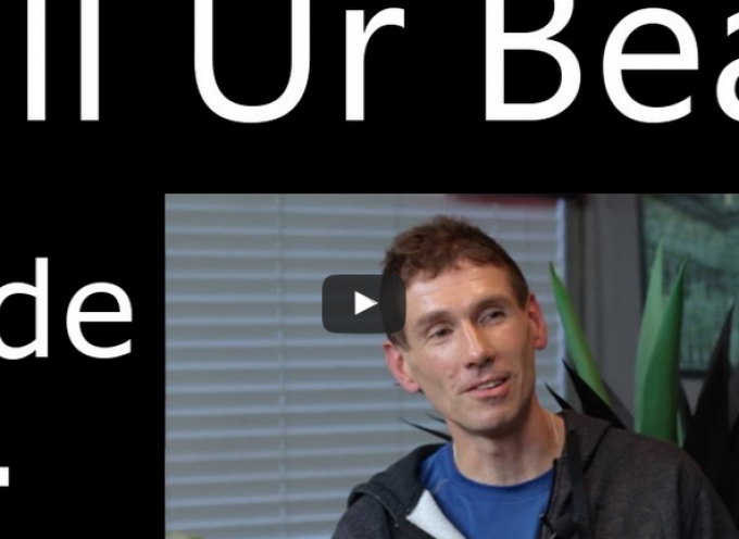 Interview With An Inspiring Special Olympian on Spill Ur Beanz Episode 15