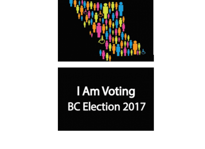 I Am Voting.   B.C. Election 2017 Tool Kit  is designed for People with Disabilities