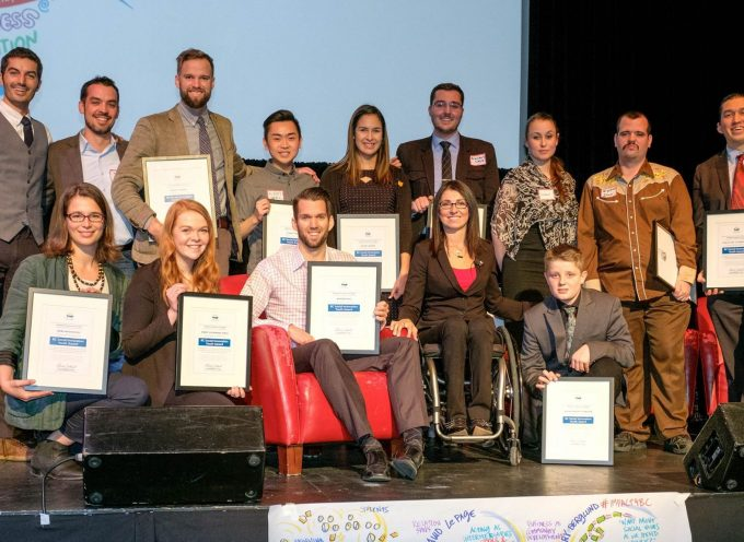 Government awards youth: savvy social innovators honoured at summit