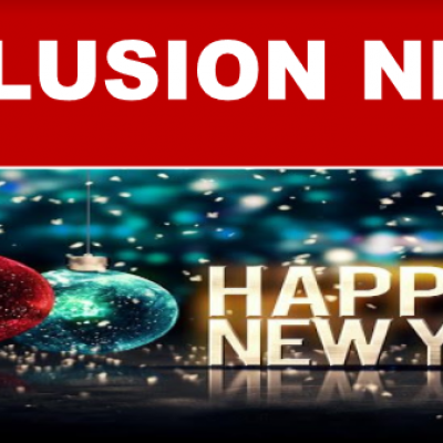 January Edition 2017 of  The Inclusion News