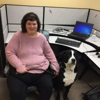 Julie works her way back to employment with Working Together