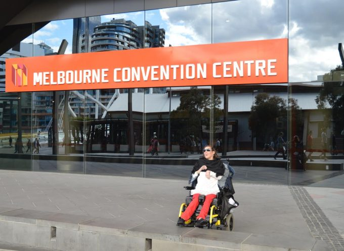 My Self Advocacy Adventure in Australia
