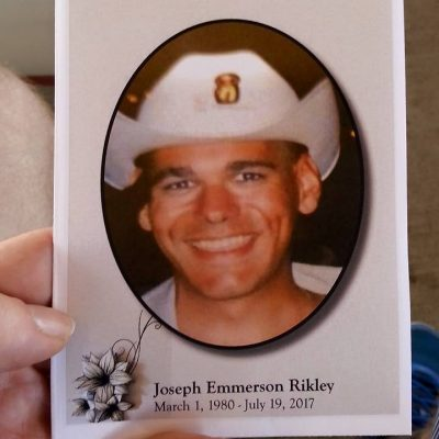 Joseph Emmerson Rikley's Celebration of Life;