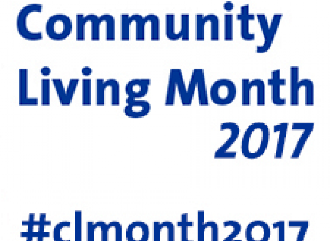 British Columbia celebrates Community Living Month 2017