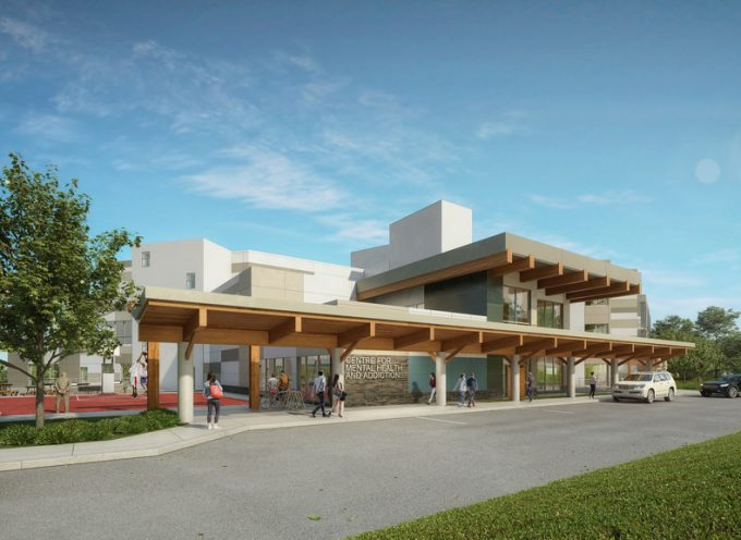 People with severe addiction and mental illness to get help at new centre on Riverview lands