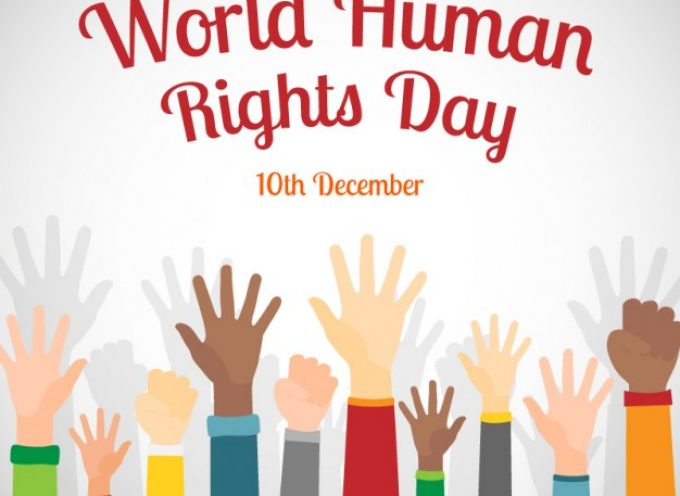 Human Rights Day Dec 10th,2017