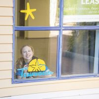 Beautify your Tsawwassen business with window art