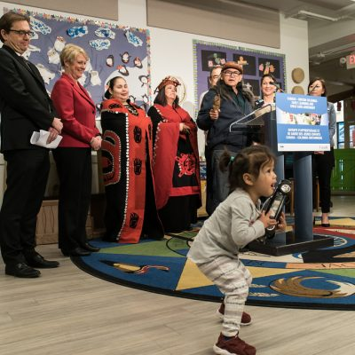 Agreement improves access and child-care costs for families