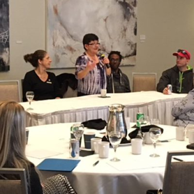 Interior employment conference builds skills, showcases self advocates