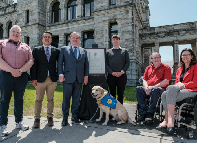 Provincial funding will improve accessibility
