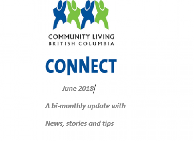 CLBC's E-Newsletter | June 2018