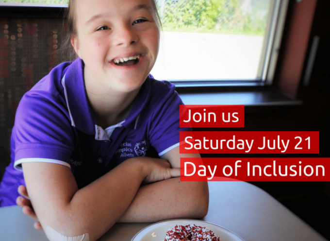 Tim Hortons celebrates inclusion for Special Olympics' 50th anniversary on July 21st 2018
