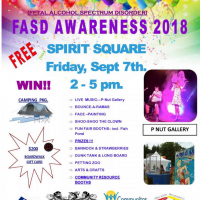 FASD (Fetal Alcohol Spectrum Disorder) Awareness Day