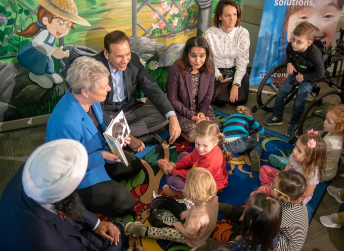 1,000 children to benefit from more inclusive child care