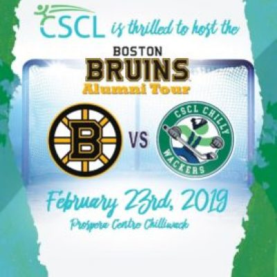 The Big, Bad Boston Bruins are Coming!