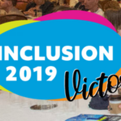 Inclusion BC Conference in Victoria May 23rd to May 25th,2018