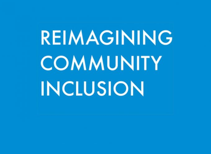 Reimagining Community Inclusion – Regional Consultation in Burnaby BC