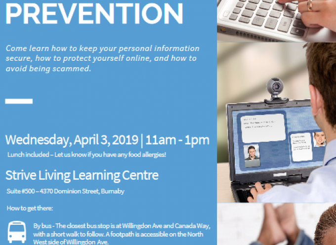 Let's Learn about Fraud Prevention