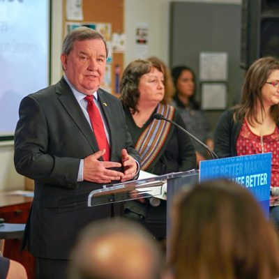 Province launches first poverty reduction strategy, TogetherBC