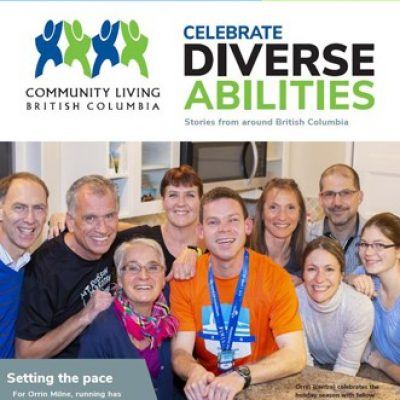The CLBC Editorial Board is looking for stories from self advocates for the 2019 Summer Edition of the Celebrate Diverse Abilities magazine.